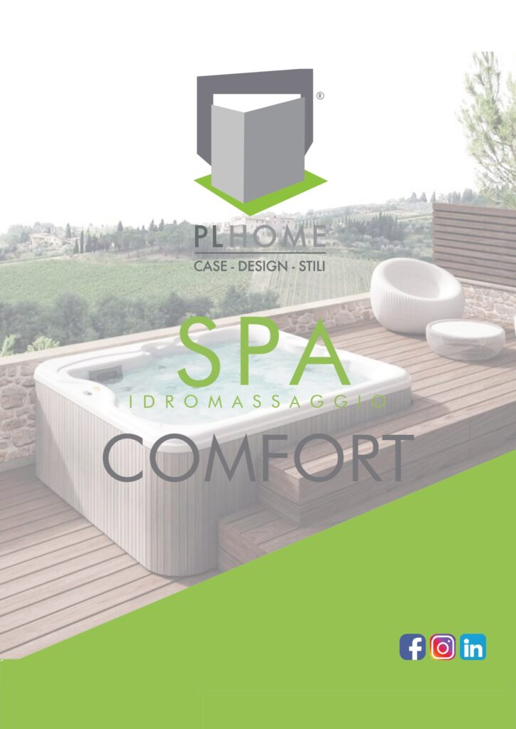SPA COMFORT coverpage page 0001